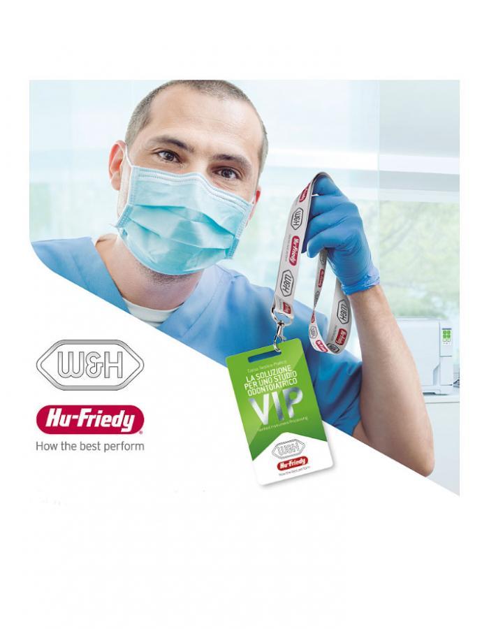 La soluzione per uno studio Odontoiatrico VIP