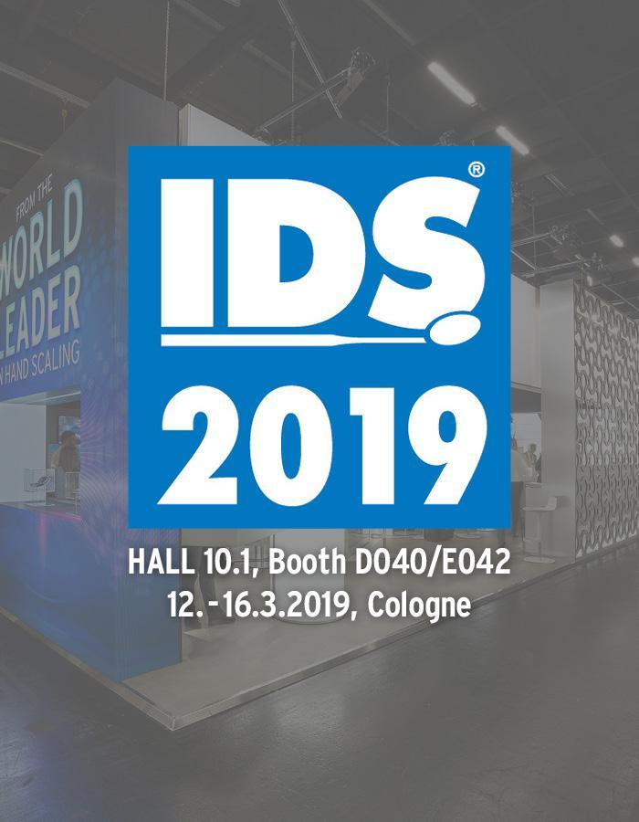 IDS 2019 - LEADING DENTAL BUSINESS SUMMIT
